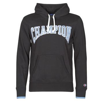 textil Hombre Sudaderas Champion 215747 Negro / Azul