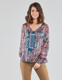 textil Mujer Tops / Blusas Cream SHEENA BLOUSE Azul