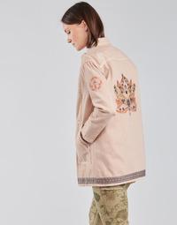 textil Mujer Chaquetas / Americana Cream OFELIA JACKET Rosa