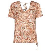 textil Mujer Camisetas manga corta Cream LULLA TSHIRT Multicolor