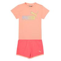 textil Niña Conjunto Puma BB SET ABRI Rosa