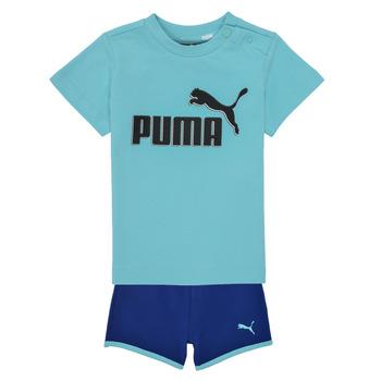 textil Niño Conjunto Puma BB SET ANGEL Azul