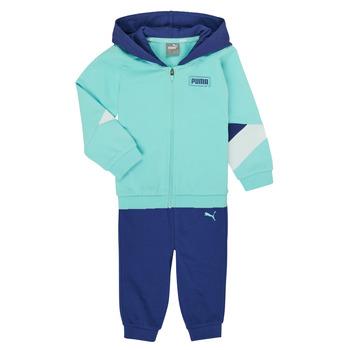 textil Niño Conjunto Puma BB MINICATS REBEL Azul