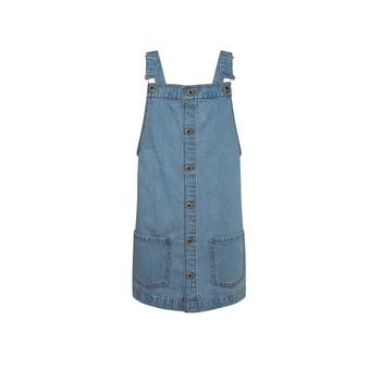 textil Niña Vestidos cortos Pepe jeans CHICAGO PINAFORE Azul