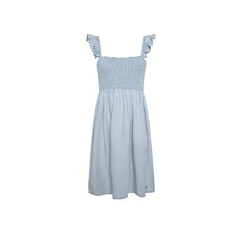 textil Niña Vestidos cortos Pepe jeans MARIA DRESS Azul