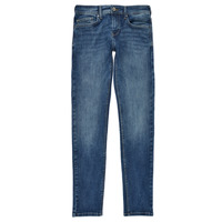 textil Niño Vaqueros slim Pepe jeans FINLY Azul