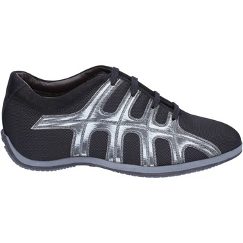 Zapatos Mujer Deportivas Moda Hogan BK587 Negro