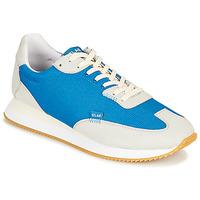 Zapatos Zapatillas bajas Clae RUNYON Azul / Gris