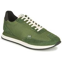 Zapatos Hombre Zapatillas bajas Clae RUNYON Verde
