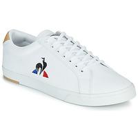 Zapatos Hombre Zapatillas bajas Le Coq Sportif VERDON II Blanco / Marrón