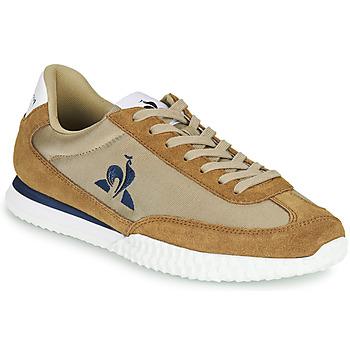 Zapatos Hombre Zapatillas bajas Le Coq Sportif VELOCE Marrón / Azul