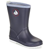 Zapatos Niños Botas de agua Be Only CORVETTE Marino