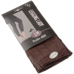 textil Mujer Leggings Intersocks Largos caliente Leggings - Opaca Marron