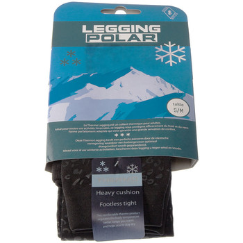 textil Mujer Leggings Intersocks Largos caliente Leggings - Ultraopaca - Thermo Noir