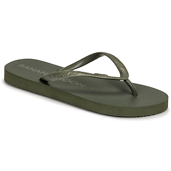 Zapatos Mujer Chanclas Banana Moon SWAINS TAHUATA Verde