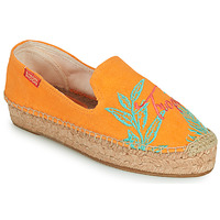 Zapatos Mujer Alpargatas Banana Moon VERAO Naranja