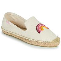 Zapatos Mujer Alpargatas Banana Moon THAIS MAWERA Beige