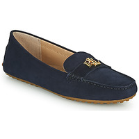 Zapatos Mujer Mocasín Lauren Ralph Lauren BARNSBURY FLATS CASUAL Marino