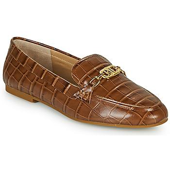 Zapatos Mujer Mocasín Lauren Ralph Lauren AVERI Cognac