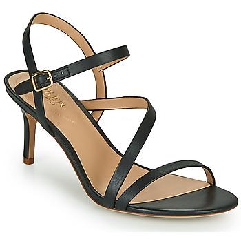 Zapatos Mujer Sandalias Lauren Ralph Lauren LANDYN Negro