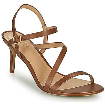 Zapatos Mujer Sandalias Lauren Ralph Lauren LANDYN Cognac