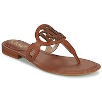 Zapatos Mujer Sandalias Lauren Ralph Lauren AUDRIE Cognac
