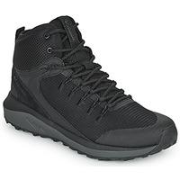 Zapatos Hombre Senderismo Columbia TRAILSTORM MID WATERPROOF Negro