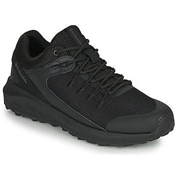 Zapatos Hombre Senderismo Columbia TRAILSTORM WATERPROOF Negro