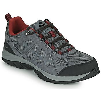 Zapatos Hombre Senderismo Columbia REDMOND III WATERPROOF Gris