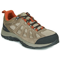 Zapatos Hombre Senderismo Columbia REDMOND III WATERPROOF Marrón