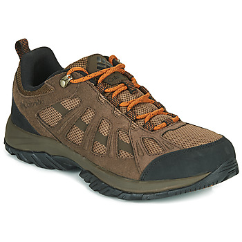 Zapatos Hombre Senderismo Columbia REDMOND III Marrón