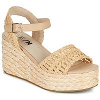 Zapatos Mujer Alpargatas Elue par nous JISPY Beige