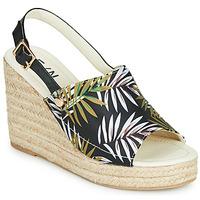 Zapatos Mujer Sandalias Elue par nous JOTTA Negro