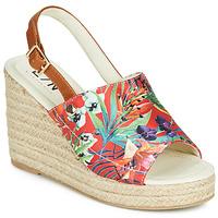Zapatos Mujer Sandalias Elue par nous JOTTA Rojo