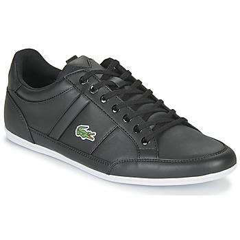 Zapatos Hombre Zapatillas bajas Lacoste CHAYMON BL21 1 CMA Negro