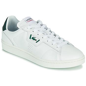 Zapatos Hombre Zapatillas bajas Lacoste MASTERS CLASSIC 07211 SMA Blanco / Verde
