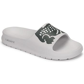 Zapatos Mujer Chanclas Lacoste CROCO 2.0 0721 1 CFA Blanco / Negro