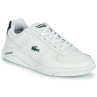 Zapatos Hombre Zapatillas bajas Lacoste GAME ADVANCE 0721 2 SMA Blanco / Azul