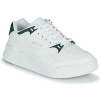 Zapatos Mujer Zapatillas bajas Lacoste COURT SLAM 0721 1 SFA Blanco / Verde