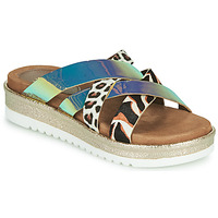 Zapatos Mujer Zuecos (Mules) Metamorf'Ose JAKOUTE Multicolor