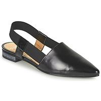 Zapatos Mujer Sandalias Perlato 11003-JAMAICA-VERNIS-NOIR Negro
