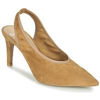 Zapatos Mujer Sandalias Perlato 11819-CAM-CAMEL Camel