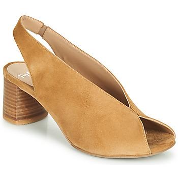 Zapatos Mujer Sandalias Perlato 11803-CAM-CAMEL Camel