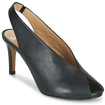 Zapatos Mujer Sandalias Perlato 11794-VENUS-NOIR Negro