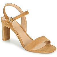 Zapatos Mujer Sandalias Perlato 11797-CAM-CAMEL Camel