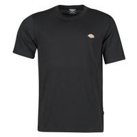 textil Hombre Camisetas manga corta Dickies MAPLETON Negro