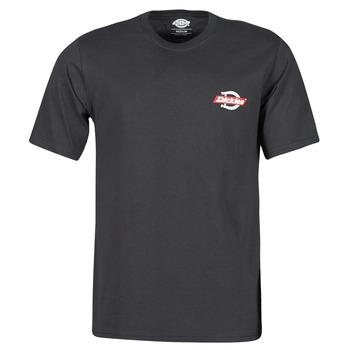 textil Hombre Camisetas manga corta Dickies RUSTON Negro