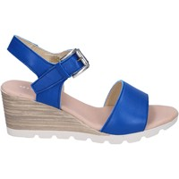 Zapatos Mujer Sandalias Rizzoli BK597 Azul