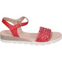 Zapatos Mujer Sandalias Rizzoli BK603 Rojo