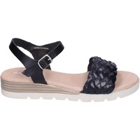 Zapatos Mujer Sandalias Rizzoli BK604 Negro